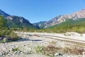 Дорога в каньон Гейнюк