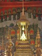 Бангкок. Grand Palace. Изумрудный будда