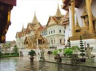 Бангкок. Grand Palace. Тронный дворец Дусит