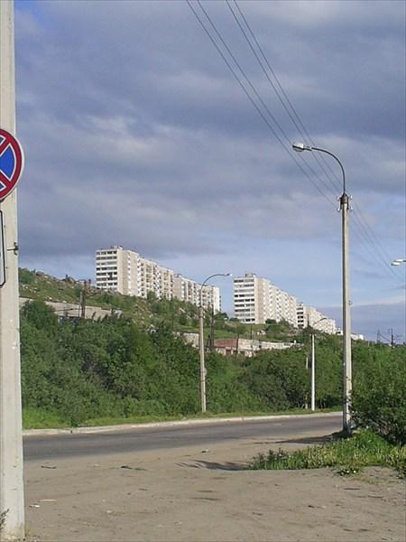 Муманск..