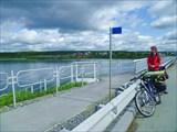 Мост в Ордынске