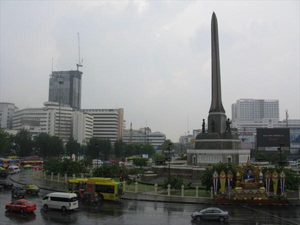 Victory Monument в Бангкоке