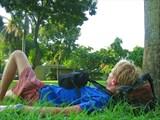 Отдыхаем в парке
