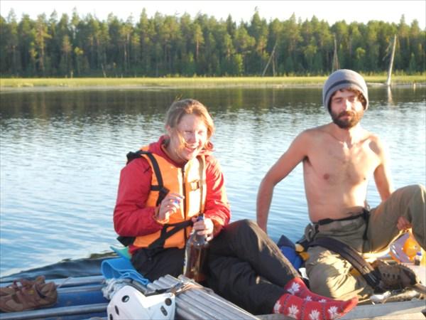 Катя и Влад