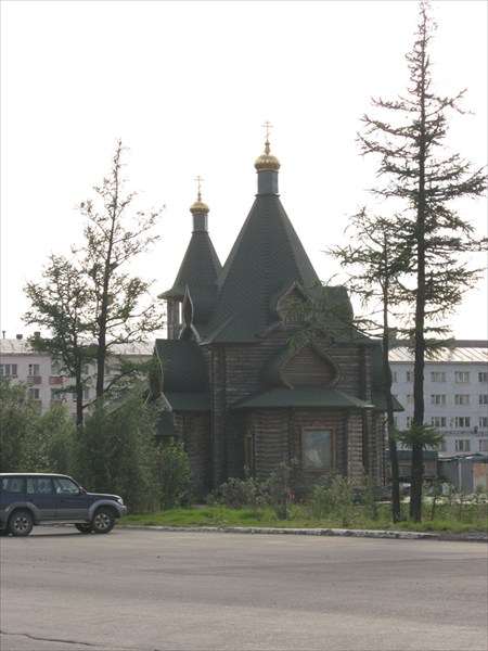 Талнахская Церковь