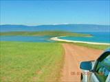 дорога на остров Едор