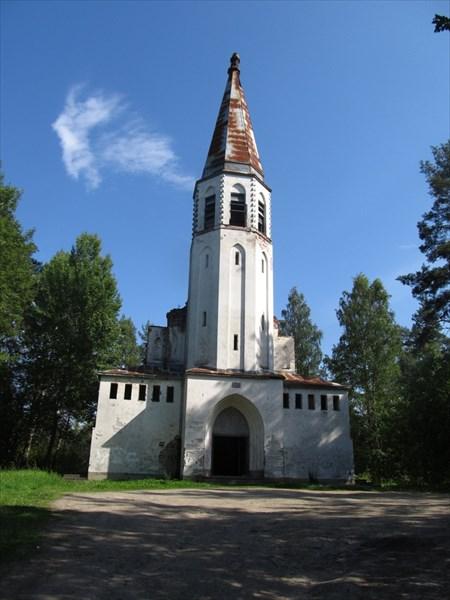 Церковь в Лумивааре