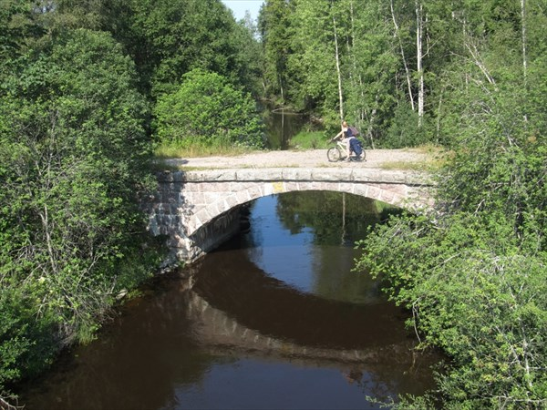 Старый мост у д. Богатыри