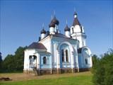 Никольская церковь в Озерках