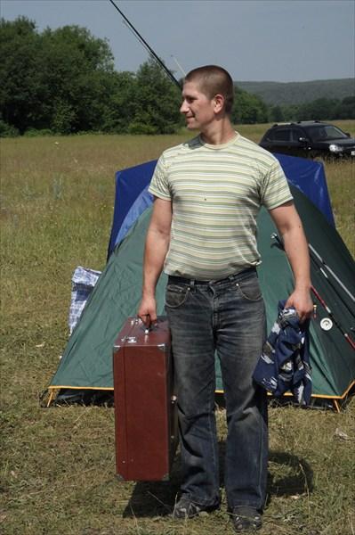 Долой рюкзаки, да здравствуют чемоданы