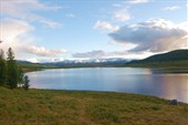 Озеро Узун-Кёль (высота 2000 м.н.у.м)