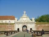 Главные ворота Крепости Алба Юлия