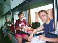 Дзоу. Лето 2003