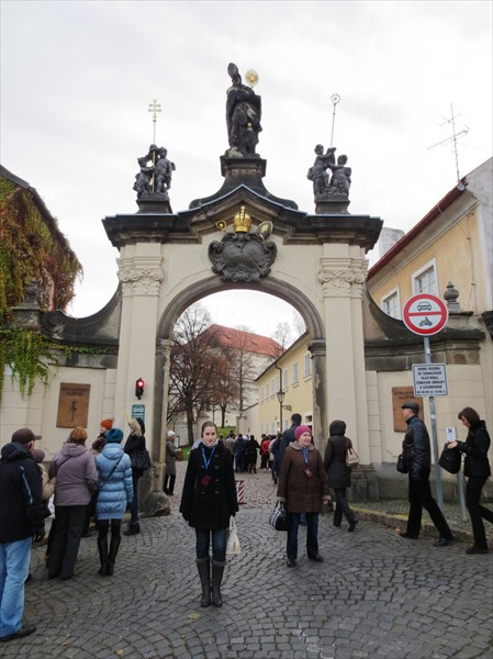 Страговский монастырь 1140—1143