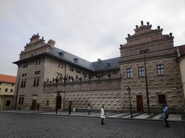 Шварценбергский дворец 1545