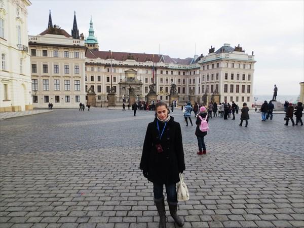 Пражский Град IX—X век