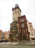 Чехия ноябрь 2012
