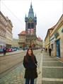 Йиндржишская башня 1472-1476 гг.