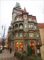 Здание в еврейском квартале, рядом с синагогой