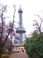 Петршинская башня 1891