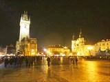 Староместская площадь вечером