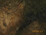 Своды киселевской пещеры. Первый грот