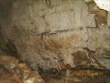 Своды киселевской пещеры. Второй грот