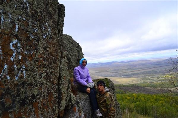 Гора тюбетейка