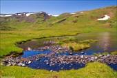Озера под перевалом Карагем