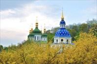 Выдубицкий монастырь-город Киев