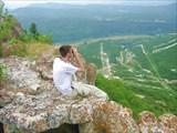 На ивершине Тепе Кермен
