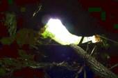 Киселевская пещера. Вид изнутри