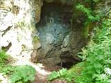 Киселевская пещера. Вход