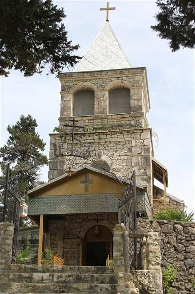 Каманский монастырь святого Иоанна Златоуста
