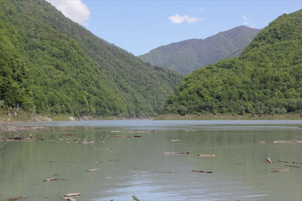 Озеро Амткел