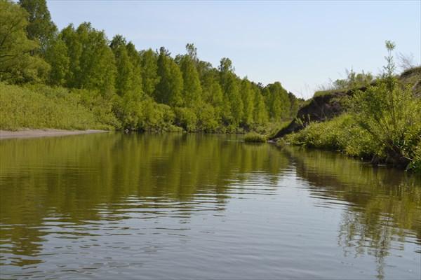 Красивые, спокойные берега