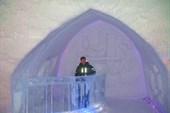 В `Снежной деревне`