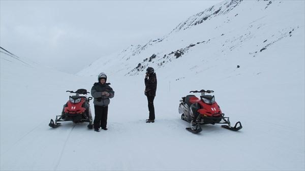 На Кукисвумччорском перевале