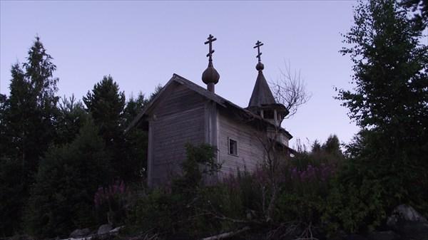 Церковь в Пегреме