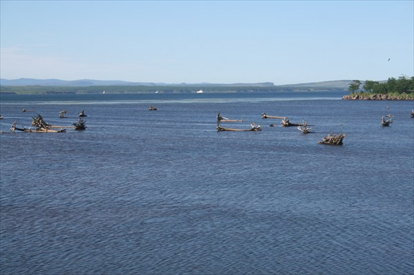 побережье Татарского пролива
