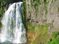 Камчатка. Водопад