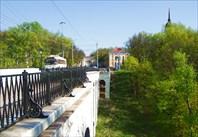 Мост-Каменный мост через Березуевский овраг