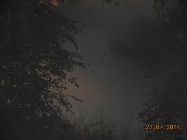 Неожиданный туман