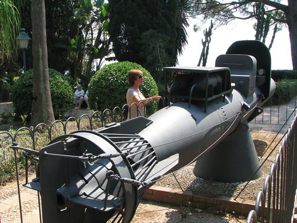 1365-Человеко-торпеда