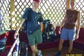 Первый отдых по пути на Нугушское водохранилище