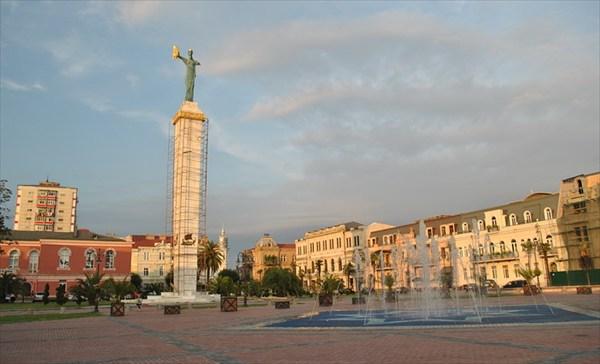 главная площадь Батуми