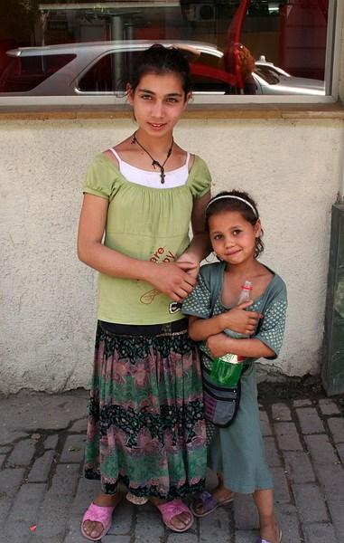 дети в Тбилиси