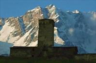 Путешествие на Северный Кавказ в Сванетию