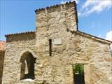 Церковь Иоанна Крестителя IV века, из неотесанного камня.