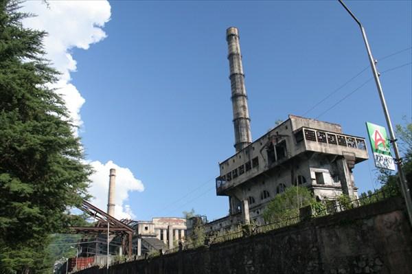 Каменный уголь привозился на обогатительную фабрику